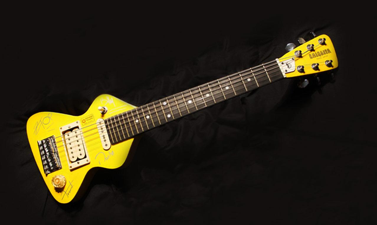 erlewine guitars chiquita travel guitar. Black Bedroom Furniture Sets. Home Design Ideas