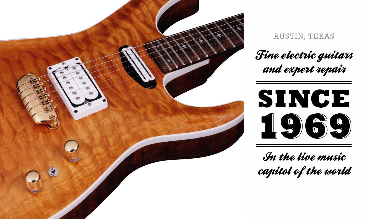 Erlewine Guitars Fine Custom Handmade Basses Electric Guitar Parts