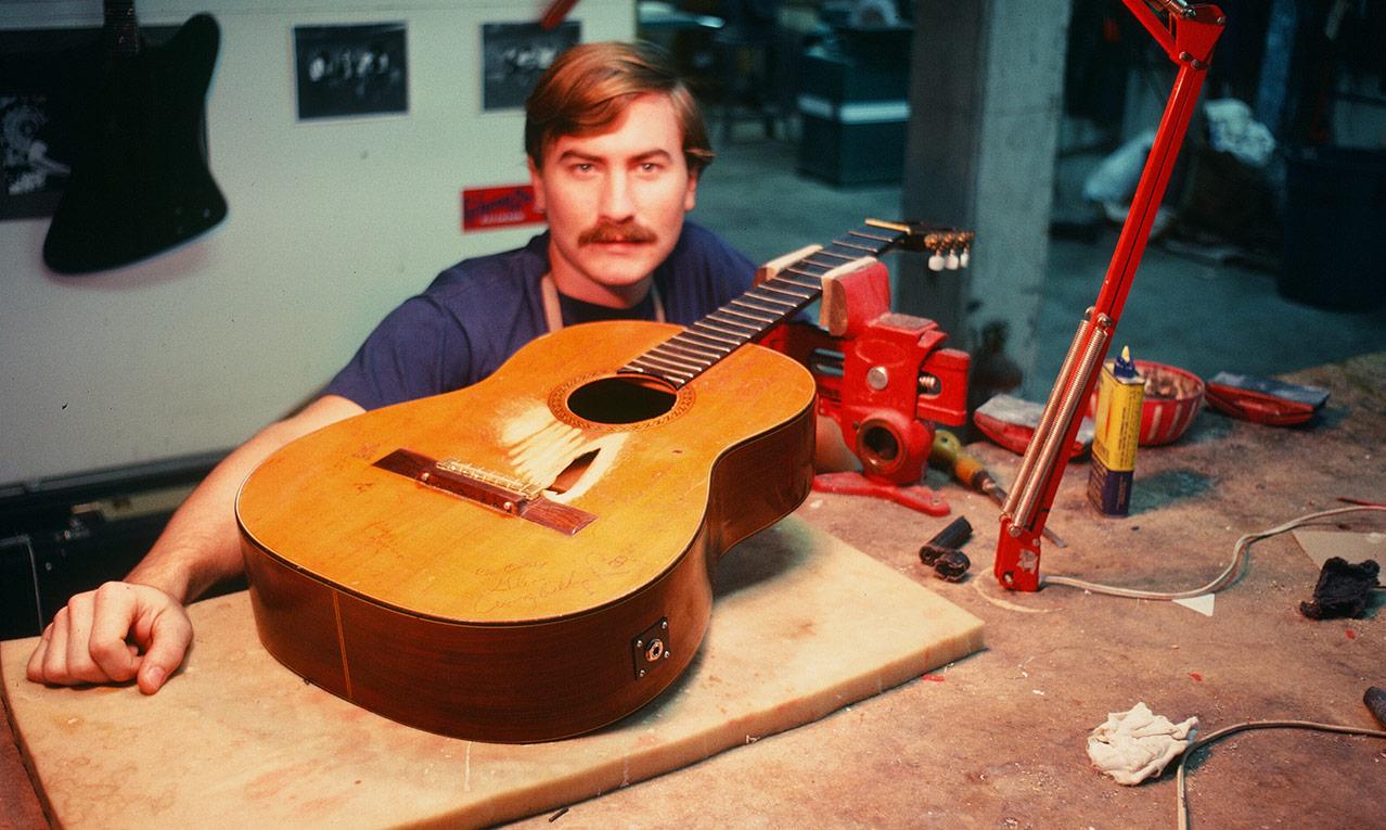 Erlewine Guitars Repairs Amp Services
